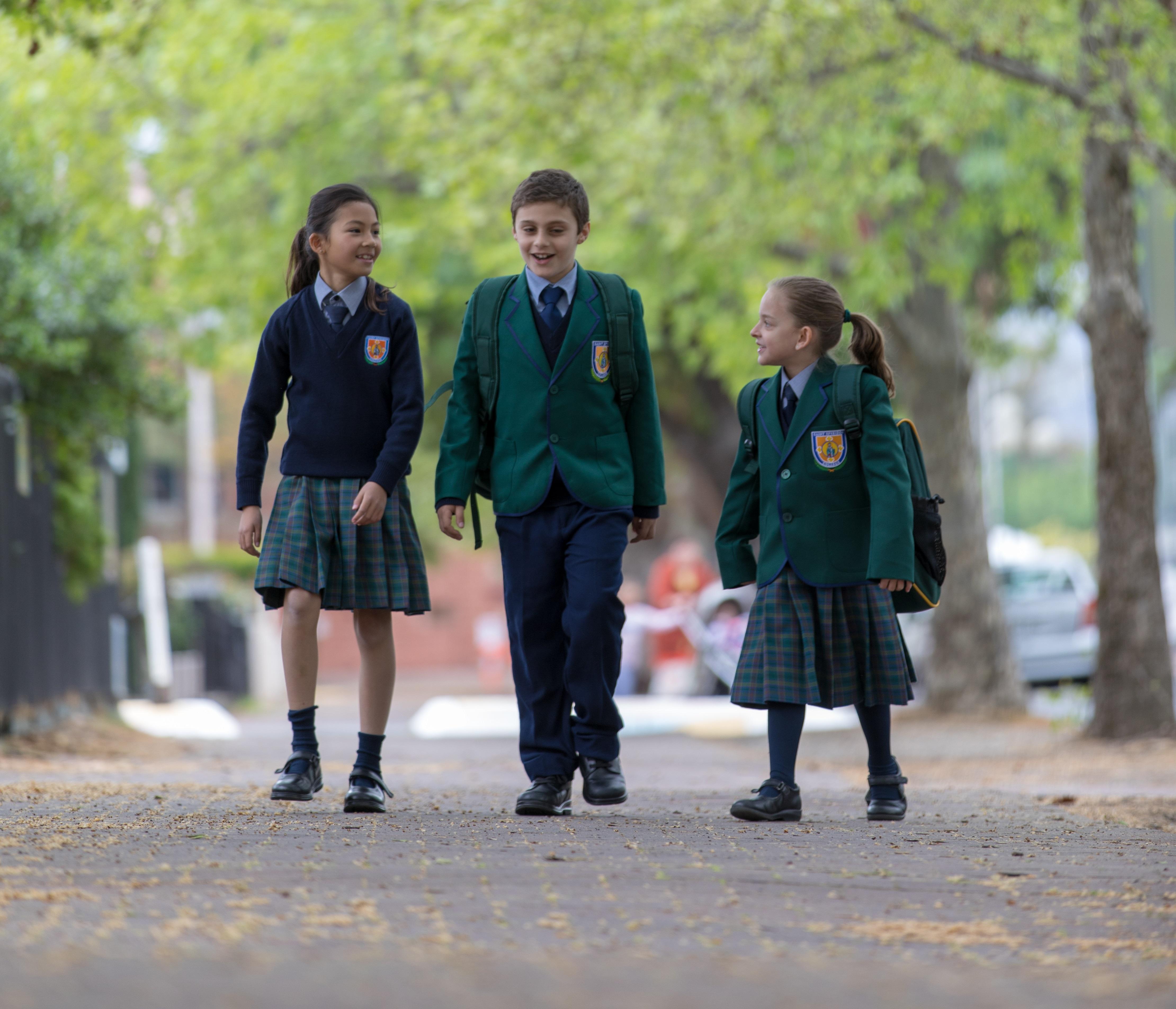 School Uniform – Saint Spyridon College