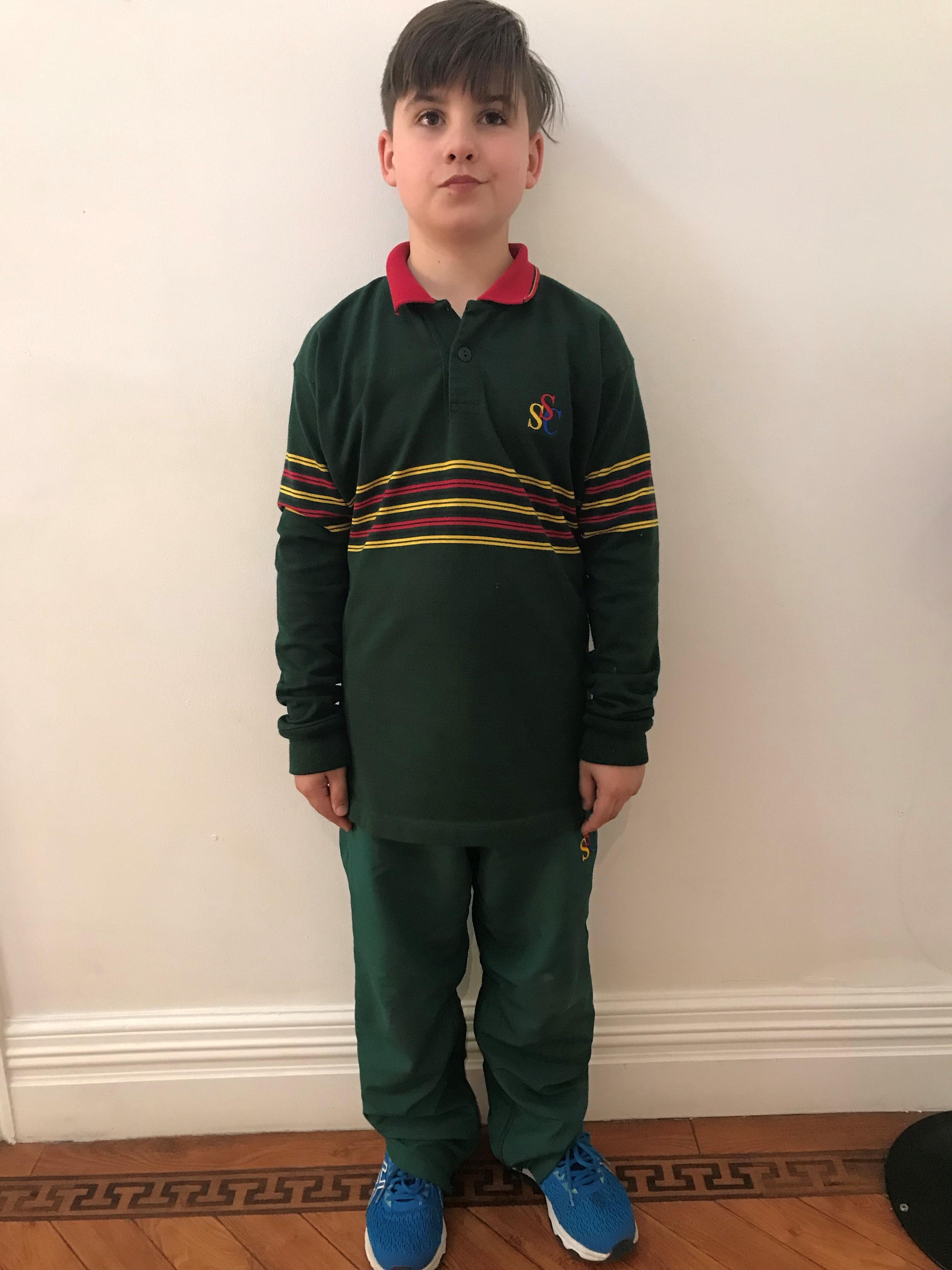 School Uniform – St Spyridon College